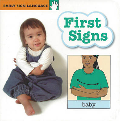First Signs Board Book by Stanley Collins