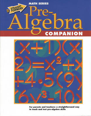 Pre-Algebra Companion by Stanley Collins