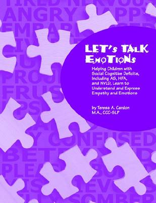 Let's Talk Emotions by Teresa A. Cardon