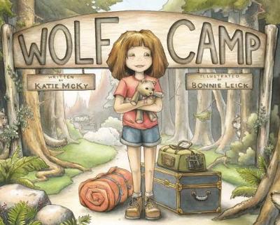 Wolf Camp by Katie McKy