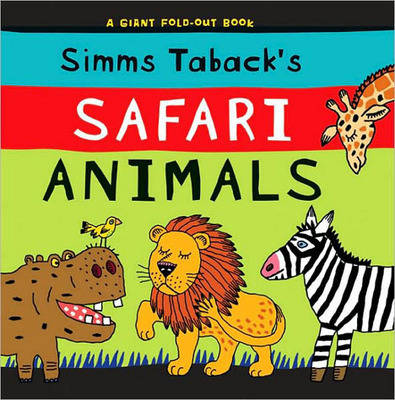 Simms Taback Safari Animals by Simms Taback