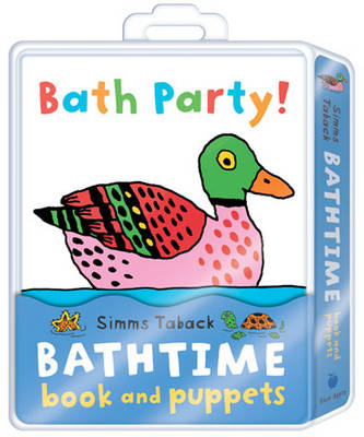 Bath Time Gift Set by Simms Taback