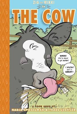 Zig And Wikki In 'the Cow' by Nadja Spiegelman