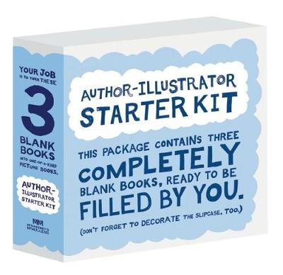 The Author-Illustrator Starter Kit by Editors of McSweeney's