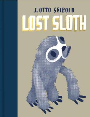 Lost Sloth by J.otto Seibold