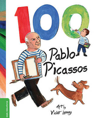 100 Pablo Picassos by Duopress Labs