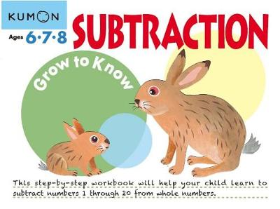 Subtraction by Kumon