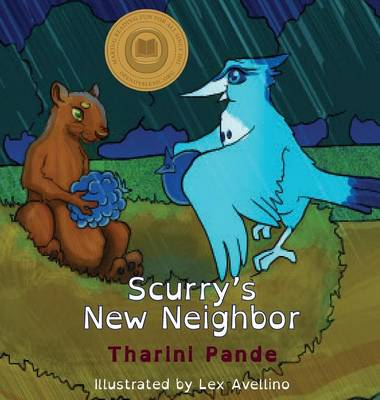 Scurry's New Neighbor by Tharini Pande