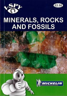 i-SPY Minerals, Rocks and Fossils by i-SPY