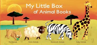 My Little Box of Animal Books by Christophe Boncens