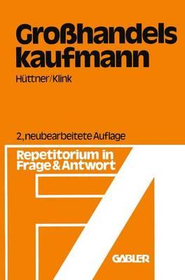 Grosshandelskaufmann by Erich Huttner