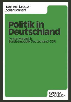Politik in Deutschland by Frank Armbruster