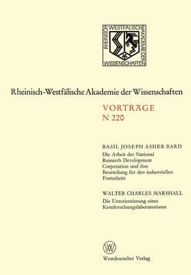 Natur, Ingenieur- und Wirtschaftswissenschaften by B.J.A. Bard