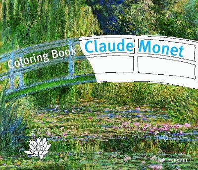 Colouring Book Monet by Doris Kutschbach