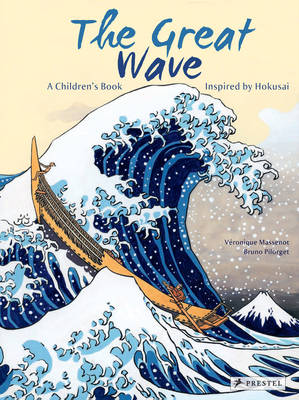 The Great Wave A Children's Book Inspired by Hokusai by Veronique Massenot