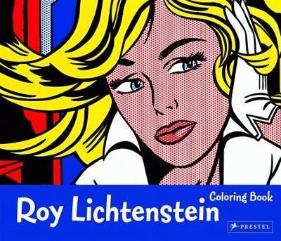 Roy Lichtenstein Coloring Book by Doris Kutschbach