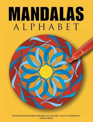 Mandalas Alphabet by Andreas Abato