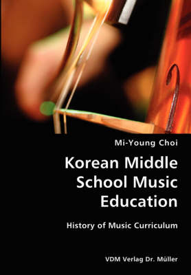 Korean Middle by Mi-Young Choi