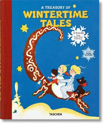 A Treasury of Wintertime Tales by Noel Daniel