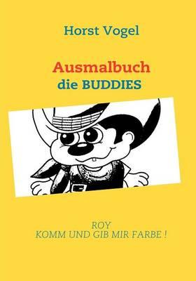 Ausmalbuch by Horst Vogel