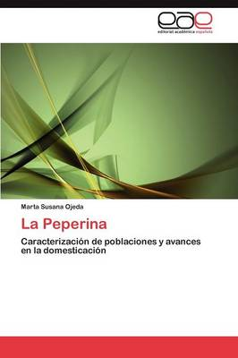 La Peperina by Ojeda Marta Susana