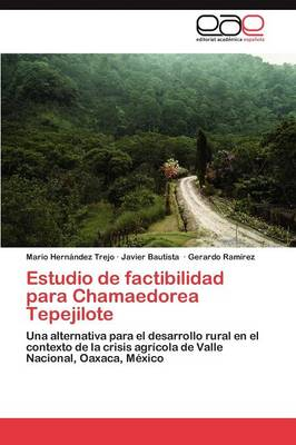 Estudio de Factibilidad Para Chamaedorea Tepejilote by Hernandez Trejo Mario, Bautista Javier, Ramirez Gerardo