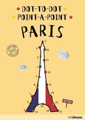 Dot-To-Dot Paris: An Interactive Travel Guide by Agata Mazur