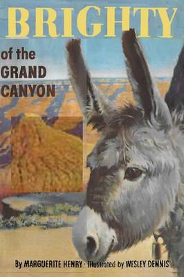 Brighty of the Grand Canyon by Marguerite Henry, Sam Sloan