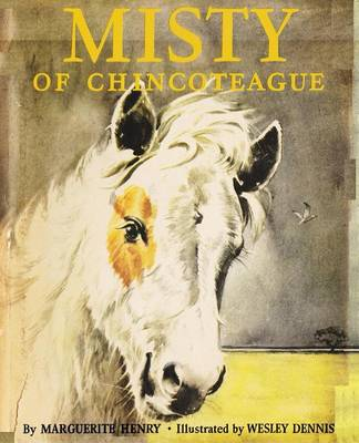Misty of Chincoteague by Marguerite Henry, Sam Sloan