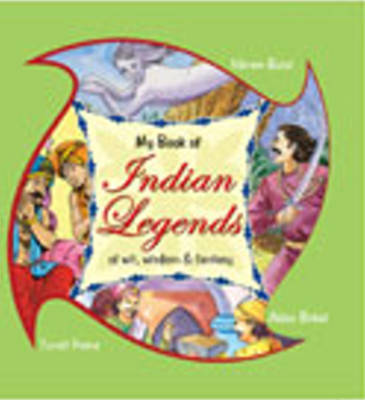 My Book of Indian Legends by Sterling Publishers