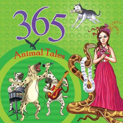 365 Animal Tales by Sterling Publishers