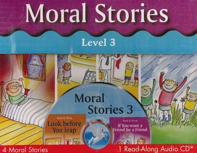 Moral Stories Level 3 by Pegasus