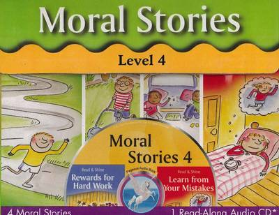 Moral Stories Level 4 by Pegasus
