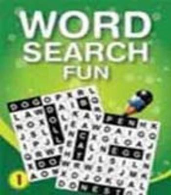 Word Search Fun 1 by Pegasus