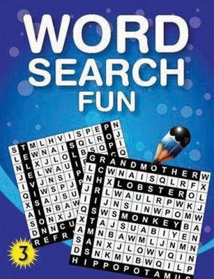 Word Search Fun 3 by Pegasus