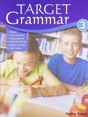 Target Grammar Level 3 by Pegasus
