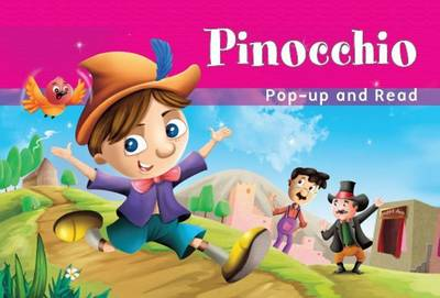 Pinocchio Pop-Up and Read by Pegasus