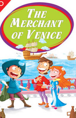 Merchant of Venice by Pegasus