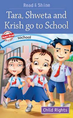 Tara, Shweta and Krish Go to School by Pegasus