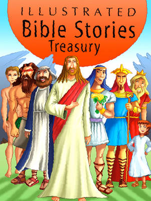 Illustrated Bible Stories Treasury by Pegasus