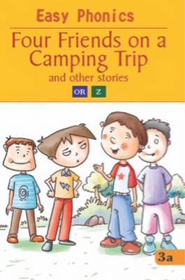 Four Friends on a Camping Trip by Pegasus
