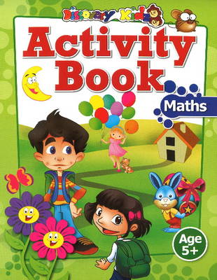 Activity Book: Maths Age 5+ by Discovery Kidz