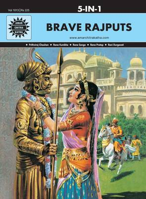 Brave Rajputs (1013) by Anant Pai