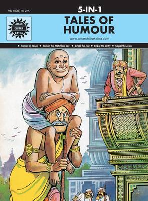 Tales of Humour by Anant Pai