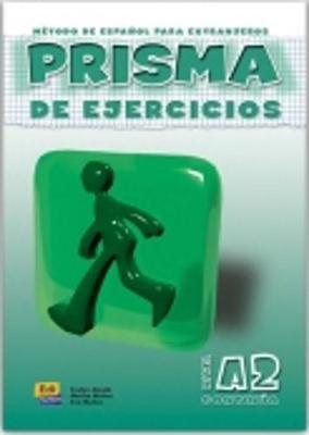Prisma A2 Continua Exercises Book by Club Prisma Team, Maria Jose Gelabert