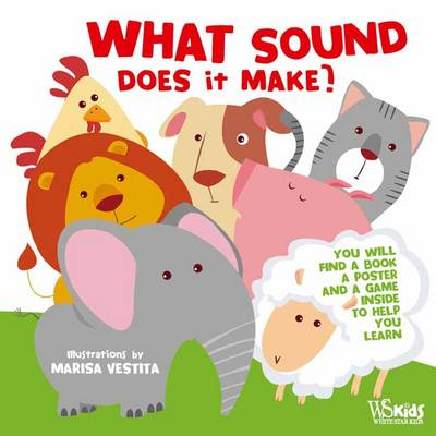 What Sound Does it Make? Memory Game by Marisa Vestita