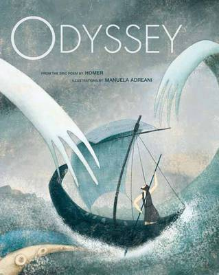 The Odyssey by Manuela Adreani