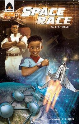 Space Race by Cel Welsh