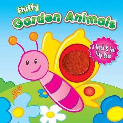 Fluffy Garden Animals by
