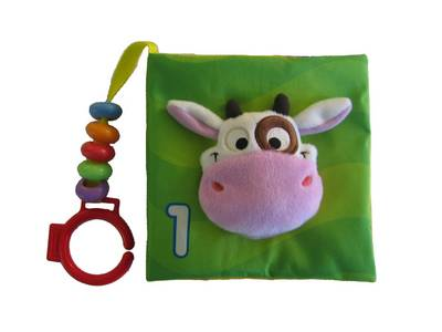 Squeaky Soft Cow by